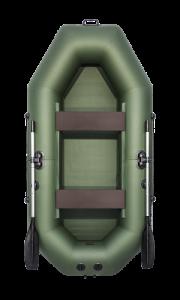 Лодка ПВХ Аква-Мастер 260 надувная гребная