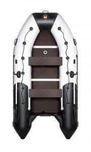 Лодка ПВХ Ривьера 3800 СК (МАКСИМА) надувная под мотор