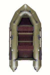 Лодка ПВХ Байкал 320 М надувная под мотор