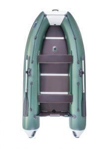 Лодка ПВХ STEFA 3200 МК (333 см) Gold под мотор надувная