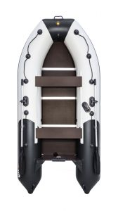 Лодка ПВХ Ривьера 3600 СК (КОМПАКТ) надувная под мотор