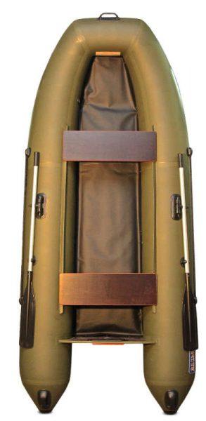 Фото лодки Камыш 3200 НД серия F двухместная
