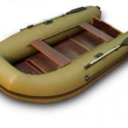 Фото лодки Камыш 3200 XL серия F двухместная