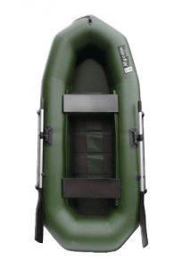 Лодка ПВХ Муссон R 260 РС надувная гребная