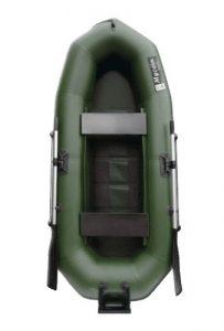 Лодка ПВХ Муссон R 260 РС ТР надувная гребная