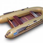 Фото лодки Удача 2900 серия F двухместная