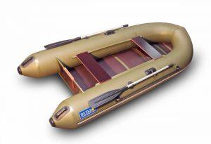 Лодка ПВХ Удача 2900 серия F под мотор надувная двухместная