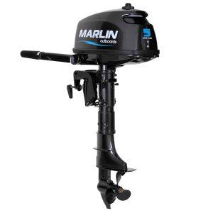Лодочный мотор Марлин (Marlin) MP 5 AMHS (5 л.с., 2 такта)