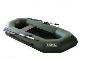 Лодка ПВХ Байкал 220 надувная гребная