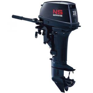Лодочный мотор NS Marine NM 18 E2 S (18 л.с., 2 такта)