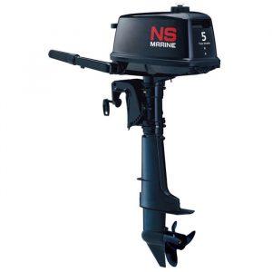Лодочный мотор NS Marine NM 5 B DS (5 л.с., 2 такта)