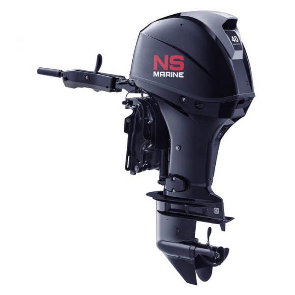 Фото мотора NS Marine NMF 40 A ETL (40 л.с., 4 такта)