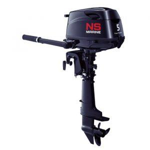 Лодочный мотор NS Marine NMF 5 C SS (5 л.с., 4 такта)