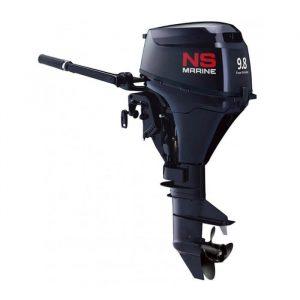 Лодочный мотор NS MARINE NMF 9,8 B S (9,8 л.с., 4такта)