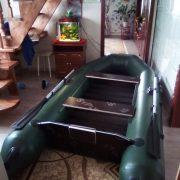 Фото лодки Пиранья 310 М5 SLХ