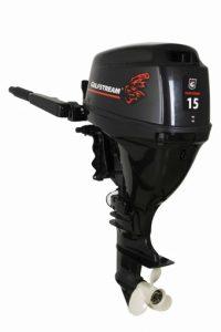 Лодочный мотор Гольфстрим (Golfstream) F15BMS (15 л.с., 4 такта)