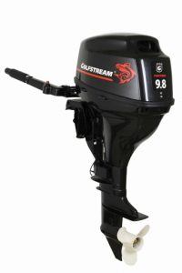 Лодочный мотор Гольфстрим (Golfstream) F9.8ВМS (9,8 л.с., 4 такта)