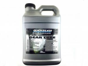 Редукторное масло Quicksilver High Performance Gear Lube SAE 90 (10л)