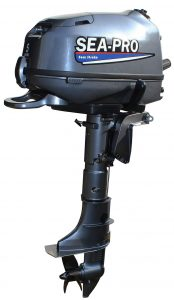 Лодочный мотор Сеа Про (Sea Pro) F 5S (5 л.с., 4 такта)