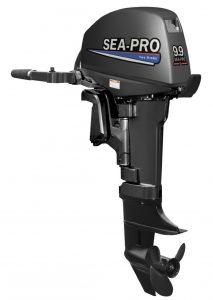 Лодочный мотор Сеа Про (Sea Pro) Т 9,9S (9,9 л.с., 2 такта)