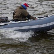 Фото лодки Юкона (YUKONA) 310 TS – U Алюминиевая слань