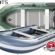 Фото лодки Юкона (YUKONA) 360 TS – U Алюминиевая слань