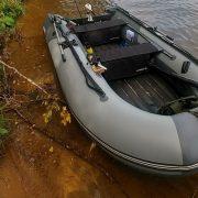 Фото лодки Юкона (YUKONA) 380 НДНД