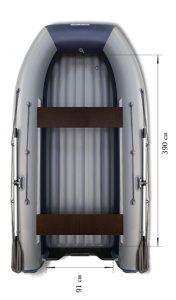 Фото лодки Флагман DK 450 Jet НДНД