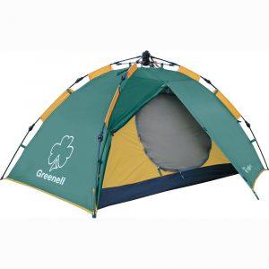 Фото Палатка автоматическая GREENELL Трале 2 v2 Зеленый