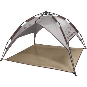 Фото Палатка с автоматическим каркасом GREENELL Дерри 3 Коричневый