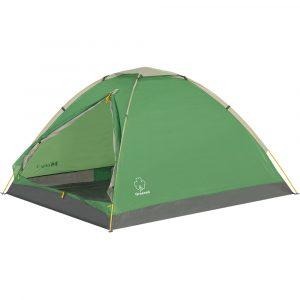 Фото Палатка походная GREENELL Моби 3 V2 Зеленый/свет.серый