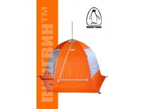 Фото Зимняя палатка Пингвин 3 (1-сл.)