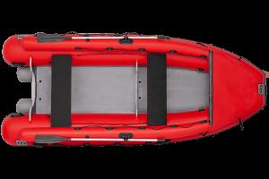 Лодка ПВХ Фрегат M-400 FM Lux надувная под мотор