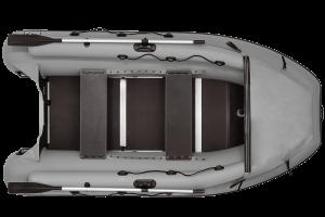 Лодка ПВХ Фрегат M-350 F надувная под мотор