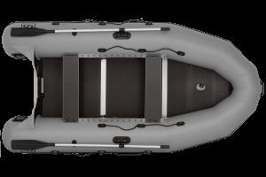 Лодка ПВХ Фрегат 330 Pro надувная под мотор
