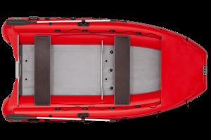 Лодка ПВХ Фрегат М-400 FM Jet надувная под мотор