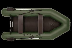Лодка ПВХ Фрегат 320 ЕК надувная под мотор