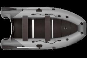 Лодка ПВХ Фрегат М-350 С надувная под мотор