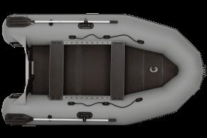 Лодка ПВХ Фрегат 290 Prо надувная под мотор