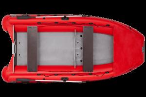 Лодка ПВХ Фрегат М-430 FM Jet надувная под мотор