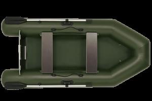 Лодка ПВХ Фрегат 300Е надувная под мотор